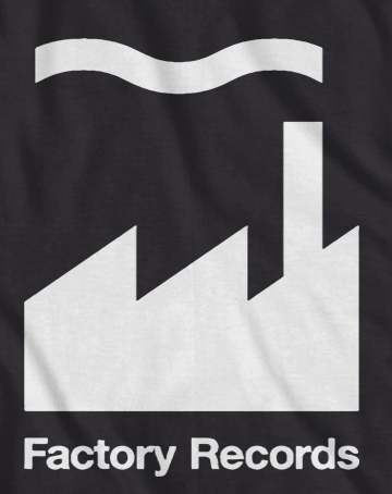 Factory Records Retro t-shirt