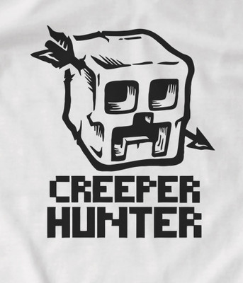 Minecraft Creeper Hunter t-shirt