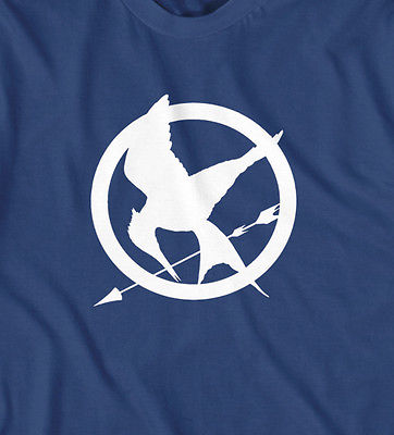 Down With The Capitol, Hunger Games DVD  t-shirt