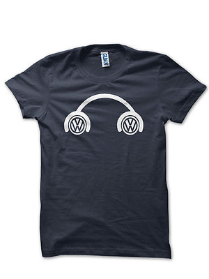 VW Beetle Boobs funny t-shirt